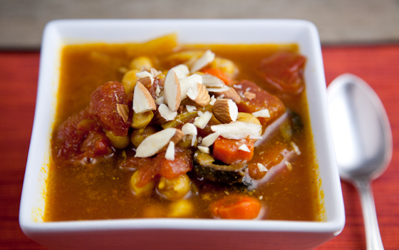Vegan Vegetable Chickpea Stew