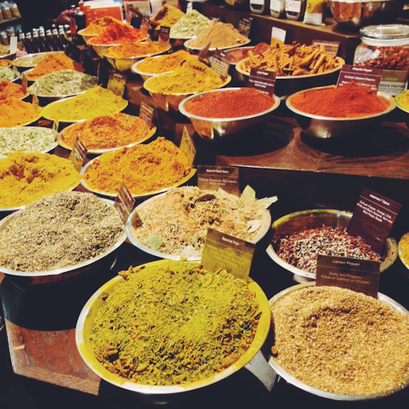 Spice Store at Chelsea Market